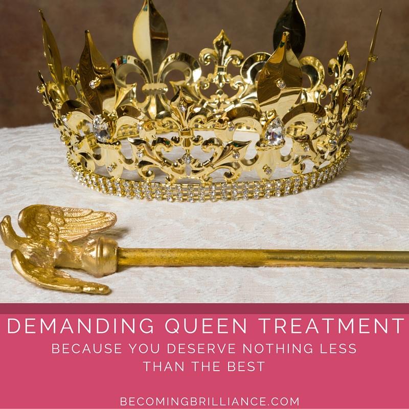 demanding queen treatment (5)