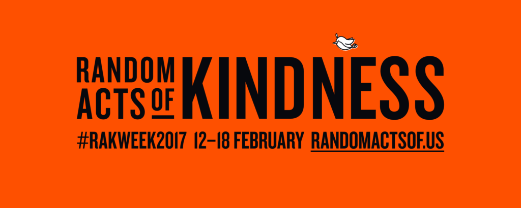 Random Acts of Kindness #RAKWeek2017
